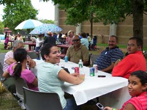 URA Labor Day picnic